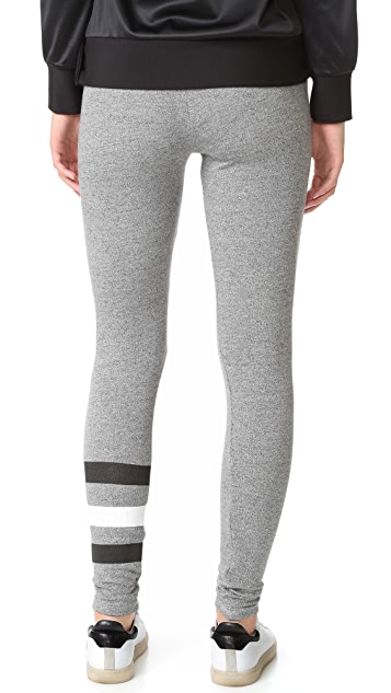 SUNDRY Stripes Yoga Pants