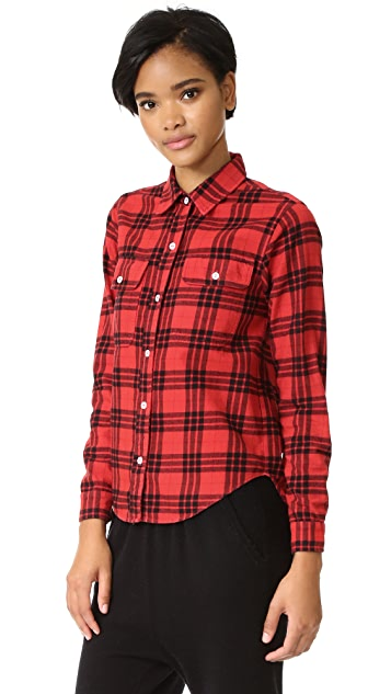 SUNDRY Double Pocket Shirt