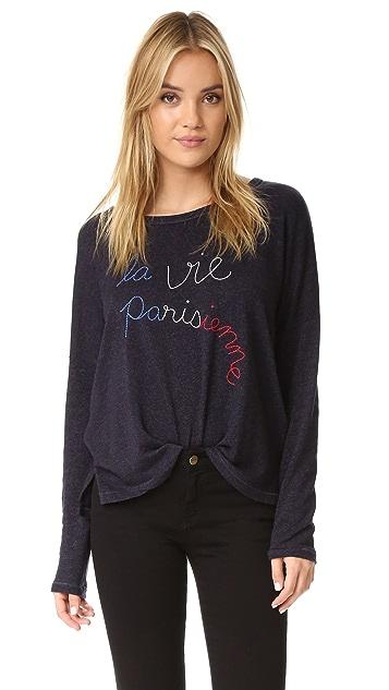 SUNDRY Parisienne Pullover
