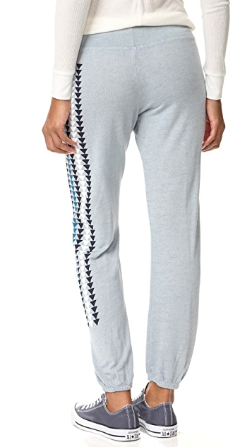 SUNDRY Triangles Sweatpants