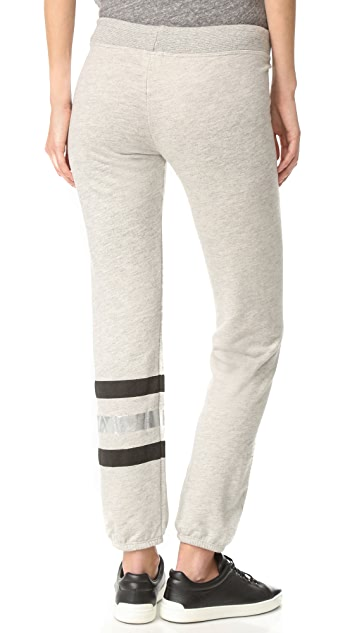 SUNDRY Stripes Sweatpants