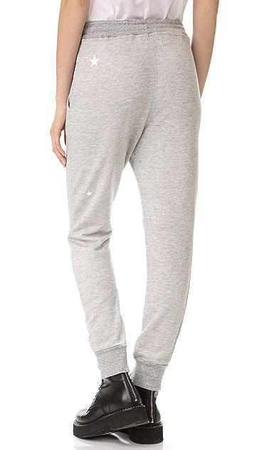 SUNDRY Patches Slash Pocket Pants