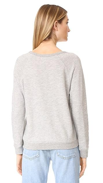 SUNDRY France to USA Sweatshirt