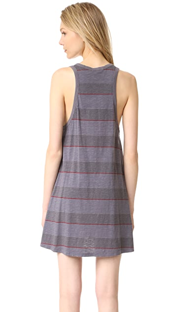 SUNDRY Tank Swing Dress