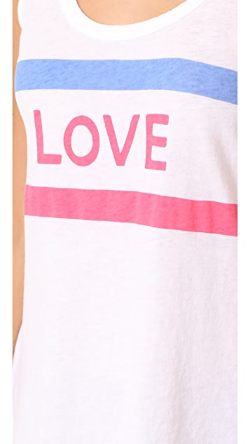 SUNDRY Love Scoop Tank
