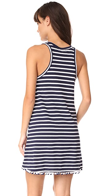 SUNDRY Tank Pocket Dress