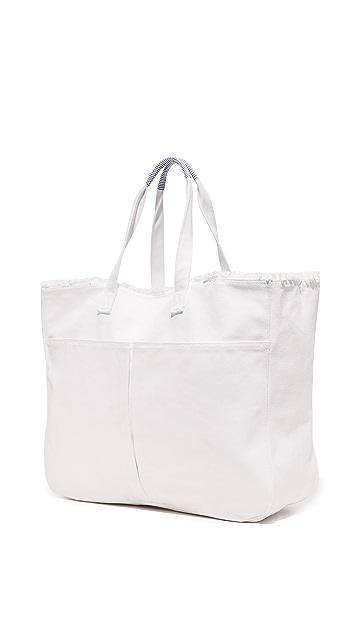 SUNDRY Weekend Pocket Tote Bag