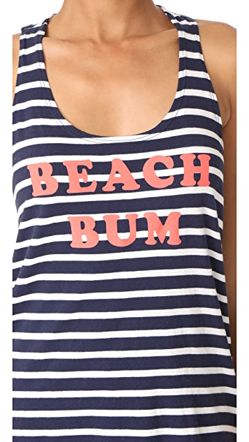 SUNDRY Beach Bum Tank Top