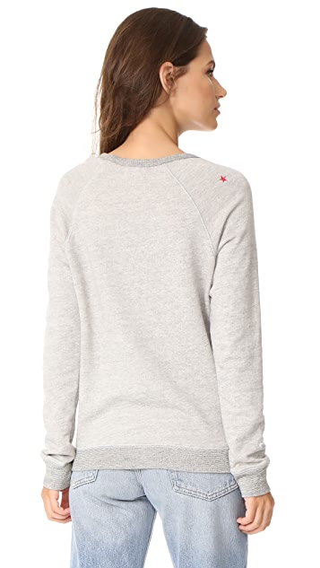 SUNDRY All Over Stars Sweatshirt