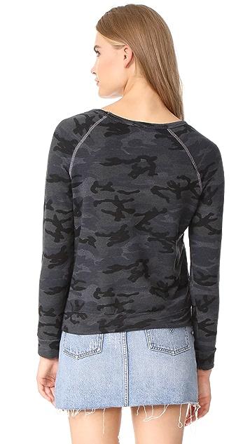 SUNDRY Siesta Queen Active Pullover