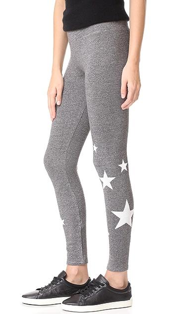 SUNDRY Stars Yoga Pants