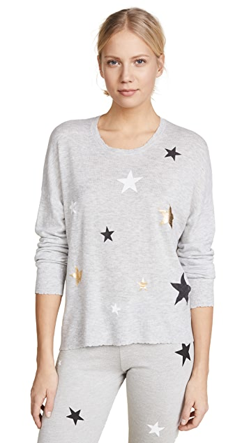SUNDRY Stars Sweater
