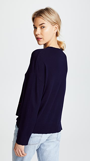 SUNDRY Rise & Shine Sweater