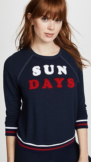 SUNDRY Sun Days Pullover