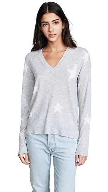 SUNDRY Stars Sweater