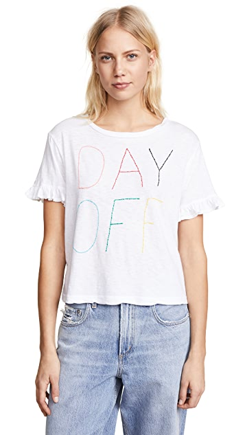 SUNDRY Day Off Tee