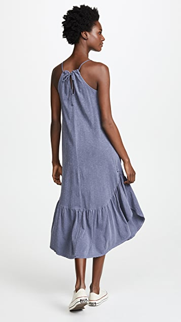 SUNDRY Tie Back Dress