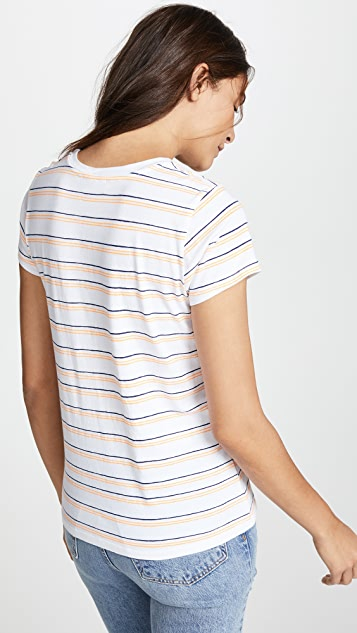 SUNDRY Stripes Boy Tee