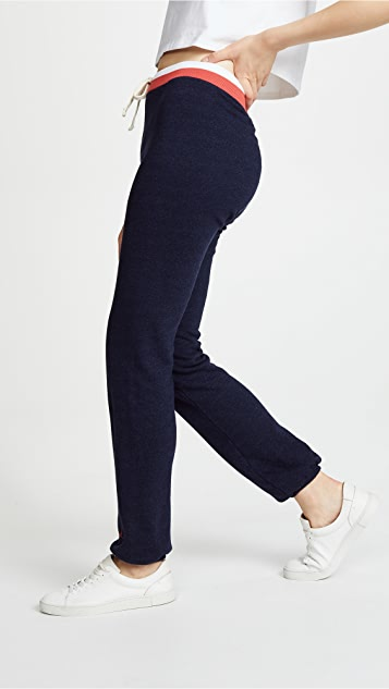 SUNDRY All Good Athletic Rib Sweatpants
