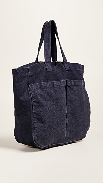 SUNDRY I Don't Give a Palm Tote