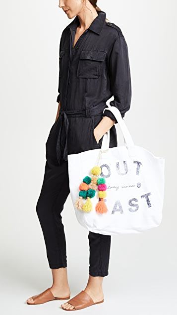 SUNDRY Out East Tote