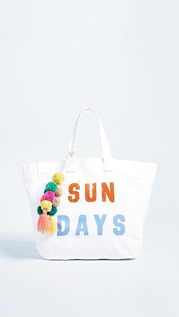 SUNDRY Sun Days Tote
