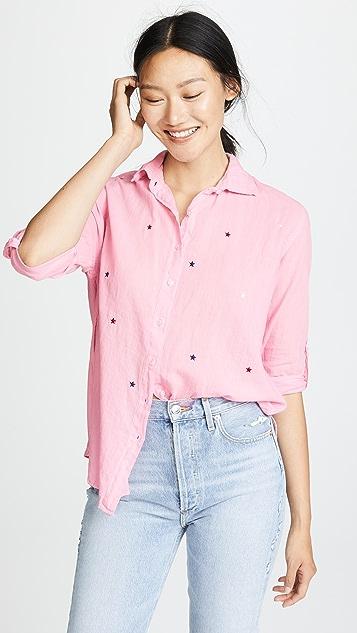 SUNDRY Stars Oversized Shirt