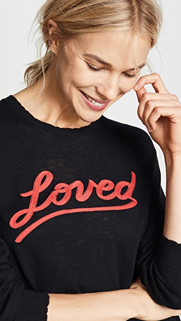 SUNDRY Loved Crew Neck Sweater