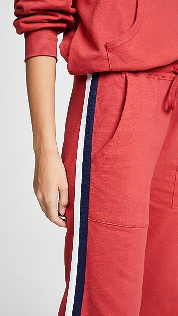 SUNDRY Flare Pocket Pants