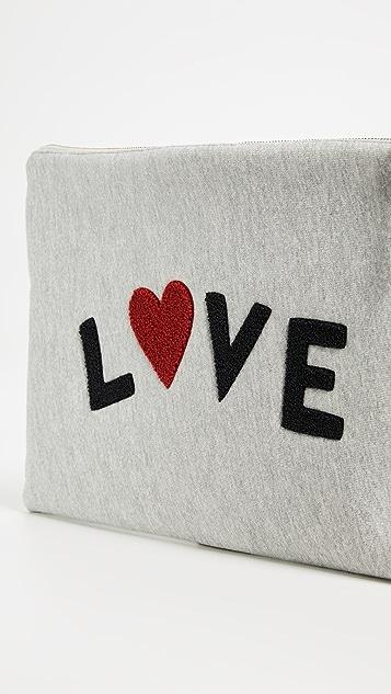 SUNDRY Love Laptop Case