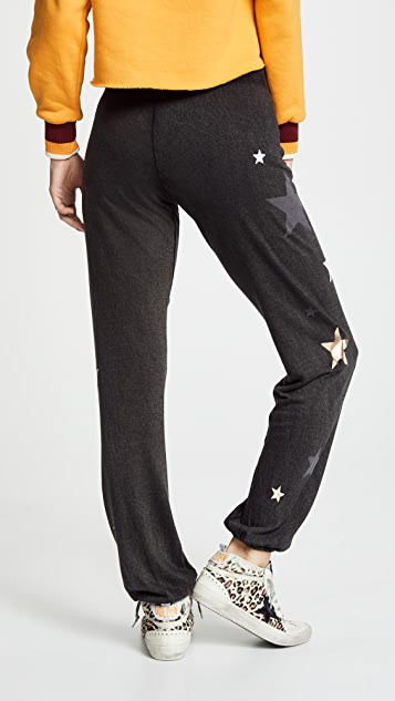 SUNDRY Basic Stars Sweatpants