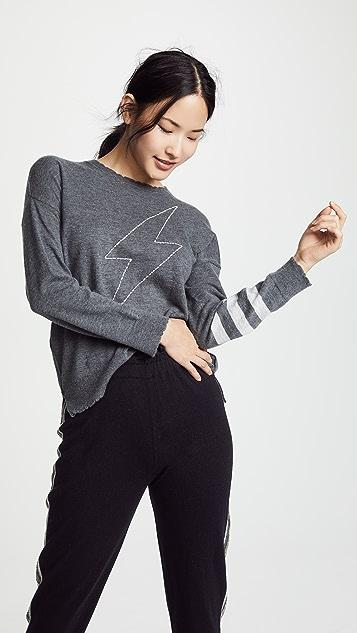 SUNDRY Lightning Bolt Sweater