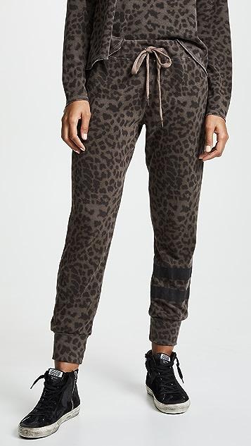 2dfa8556f90e SUNDRY Cheetah Jogger Pants | SHOPBOP
