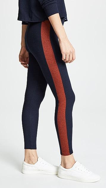 SUNDRY Colorblock Leggings