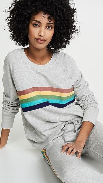 98c289f2af Rainbow Raglan Pullover