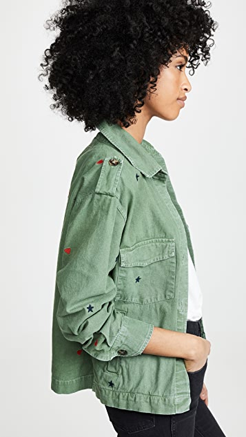 SUNDRY Army Jacket