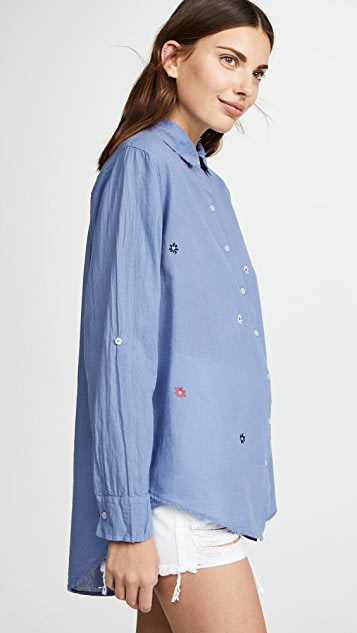 c5db24a5817 ... SUNDRY Oversized Button Down Shirt ...