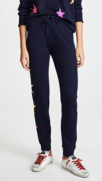 SUNDRY Side Stars Cozy Sweatpants