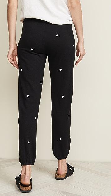 SUNDRY 小星星经典运动裤