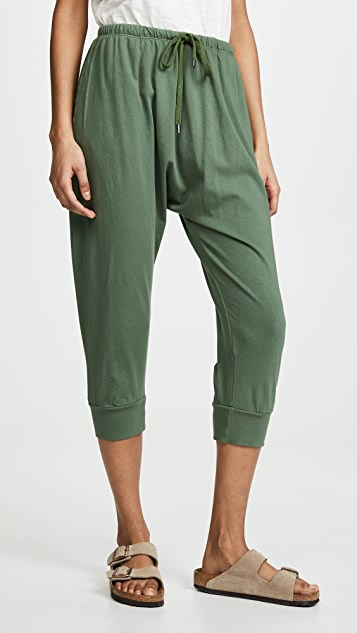 SUNDRY Drop Crotch Pants
