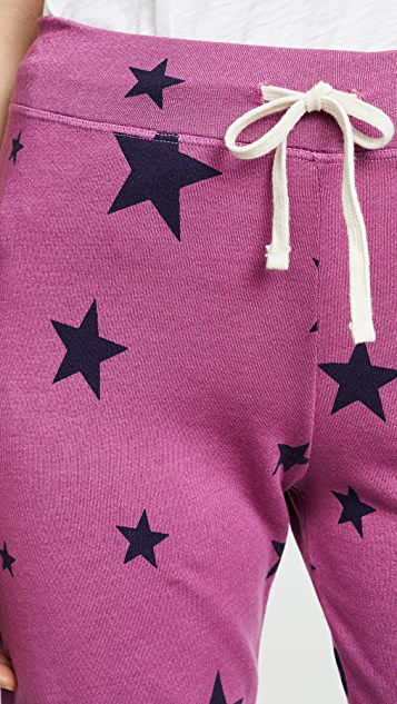 SUNDRY 星星基本款运动裤