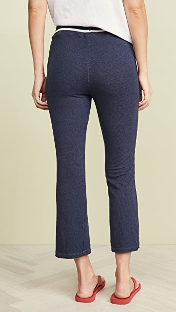 SUNDRY Pintuck Sweatpants