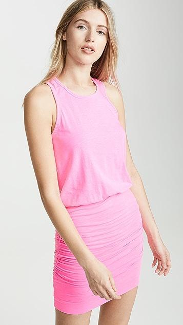 SUNDRY Платье без рукавов