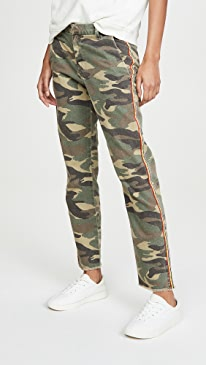 No 60 Camo Trousers
