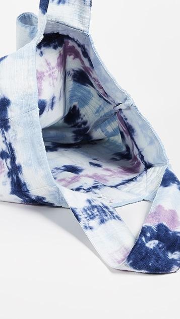 SUNDRY Tie Dye Tote