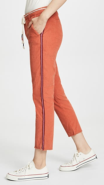 SUNDRY Classic Straight Trousers