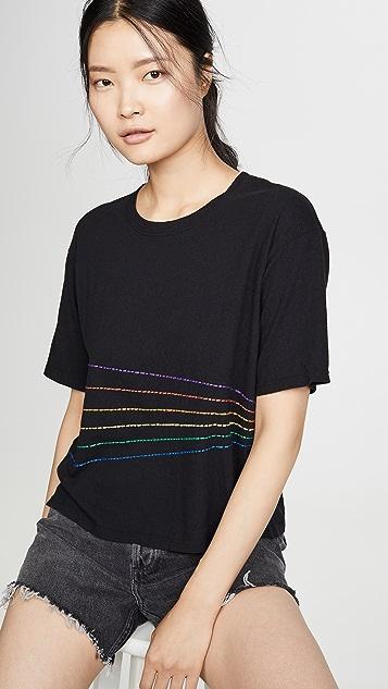 SUNDRY 直筒 T 恤