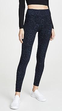 Python Yoga Pants