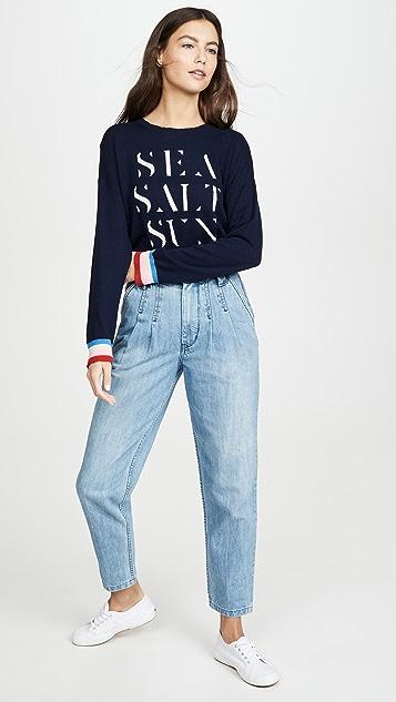 SUNDRY Classic Crew Neck Sweater