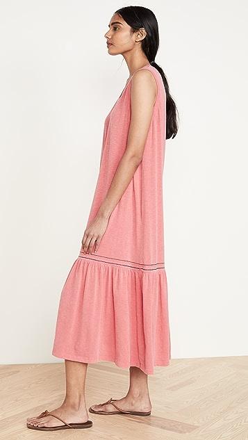 SUNDRY 刺绣连衣裙